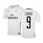 Maillot Nike Paris Saint-Germain Third Cavani 2016/17 Blanc