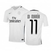 Maillot Nike Paris Saint-Germain Third Di Maria 2016/17 Blanc