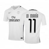 Maillot Nike Paris Saint-Germain Third Di Maria 2016/17 Blanc