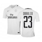 Maillot Nike Paris Saint-Germain Third Draxler 2016/17 Blanc