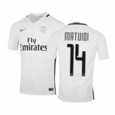 Maillot Nike Paris Saint-Germain Third Matuidi 2016/17 Blanc