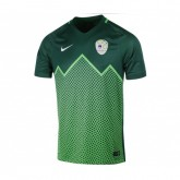 Maillot Nike Slovénie Domicile 2016/17 Vert