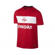 Maillot Nike Spartak Moscou Domicile 2016/17 Rouge