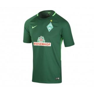Maillot Nike Werder Brême Domicile 2017/18 Vert