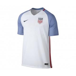Maillot Nike États-Unis Domicile 2016/17 Blanc