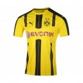 Maillot PUMA Borussia Dortmund Domicile 2016/17 Jaune