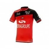 Maillot Patrick Guingamp Domicile 2016/17 Rouge