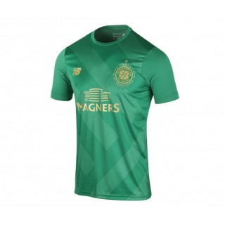 Maillot Pré-Match New Balance Celtic Glasgow Vert