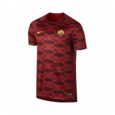 Maillot Pré-Match Nike AS Roma Squad Rouge