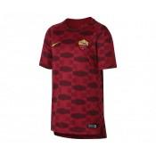 Maillot Pré-Match Nike AS Roma Squad Rouge Enfant