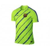 Maillot Pré Match Nike FC Barcelone Vert