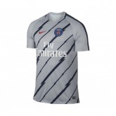 Maillot Pré Match Nike Paris Saint-Germain Gris