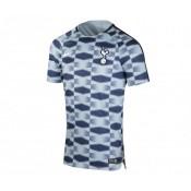 Maillot Pré-Match Nike Tottenham Squad Bleu
