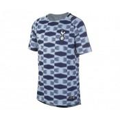 Maillot Pré-Match Nike Tottenham Squad Bleu Enfant