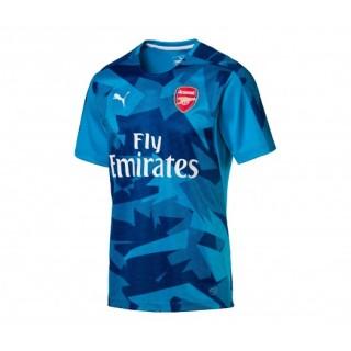 Maillot Pré-Match Puma Arsenal Bleu