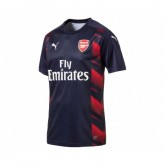 Maillot Pré Match Puma Arsenal Rouge Enfant