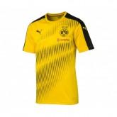 Maillot Pré Match Puma Dortmund Jaune Enfant