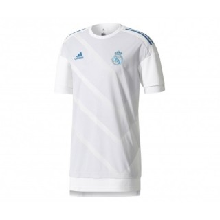 Maillot Pré Match adidas Real Madrid Blanc