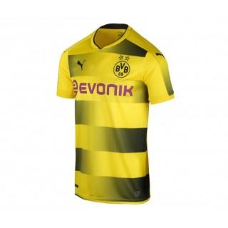 Maillot Puma Borussia Dortmund Domicile 2017/18 Jaune