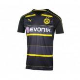 Maillot Puma Borussia Dortmund Extérieur 2016/17 Noir