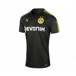 Maillot Puma Borussia Dortmund Extérieur 2017/18 Noir