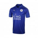 Maillot Puma Leicester City Domicile 2016/17 Bleu