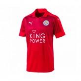 Maillot Puma Leicester City Extérieur 2016/17 Rouge