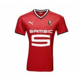 Maillot Puma Stade Rennais Domicile 2017/18 Rouge