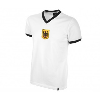 Maillot Retro Allemagne 1970 Blanc