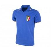Maillot Retro Italie 1982 Bleu