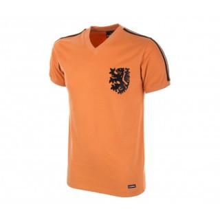 Maillot Rétro Pays Bas 1974 Orange