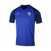 Maillot Stadium Nike France Domicile 2016/17 Bleu