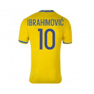 Maillot Suede Ibrahimovic Domicile 2016/17