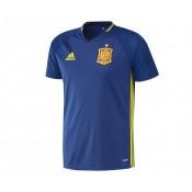 Maillot Training Espagne Bleu