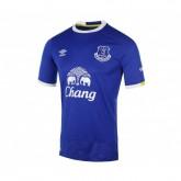 Maillot Umbro Everton Domicile 2016/17 Bleu