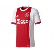 Maillot adidas Ajax Amsterdam Domicile 2017/18 Rouge et Blanc