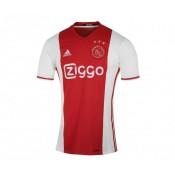 Maillot adidas Ajax Domicile 2016/17 Rouge et Blanc Enfant