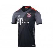 Maillot adidas Bayern Munich Extérieur 2016/17 Gris