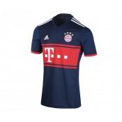 Maillot adidas Bayern Munich Extérieur 2017/18 Bleu