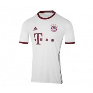 Maillot adidas Bayern Munich Third 2016/17 Blanc Enfant