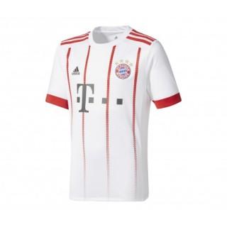 Maillot adidas Bayern Munich Third 2017/18 Blanc Enfant
