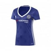 Maillot adidas Chelsea Domicile 2016/17 Bleu Femme