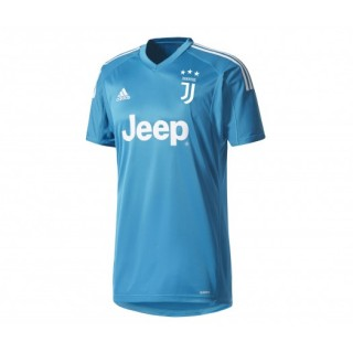 Maillot adidas Gardien Juventus 2017/18 Bleu