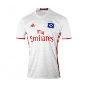 Maillot adidas Hambourg Domicile 2016/17 Blanc
