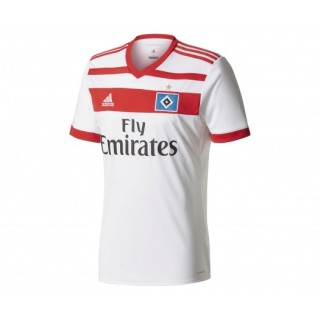 Maillot adidas Hambourg Domicile 2017/18 Blanc