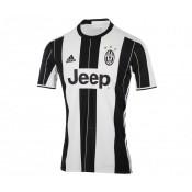 Maillot adidas Juventus Domicile 2016/17 Noir et Blanc