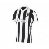 Maillot adidas Juventus Domicile 2017/18 Noir et Blanc