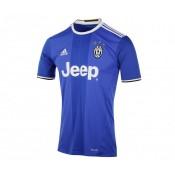 Maillot adidas Juventus Extérieur 2016/17 Bleu