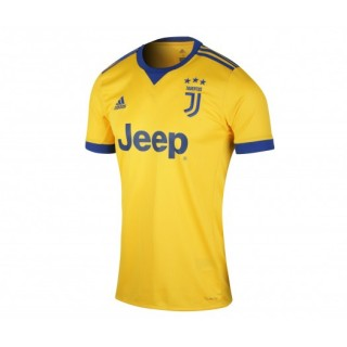 Maillot adidas Juventus Extérieur 2017/18 Jaune