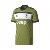 Maillot adidas Juventus Third 2017/18 Vert Enfant